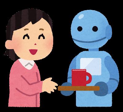 ロボットが質の高いリハビリを提供。